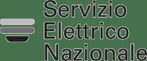 Logo Servizio Elettrico Nazionale SEN