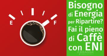 ENI Link Flash Promo Settembre Caffè