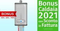 Bonus Caldaia 2021 con Sconto in Fattura: come funziona?