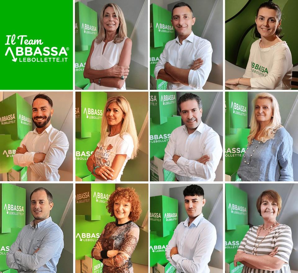 Il Team di Abbassalebollette.it
